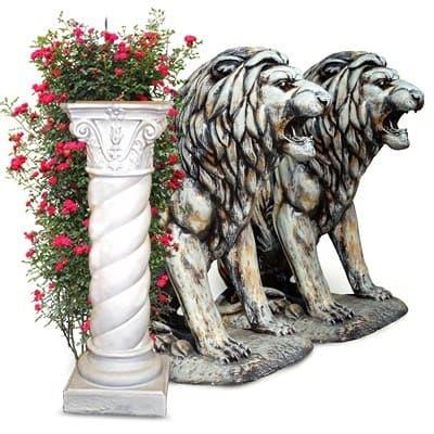 Скульптура под мрамор