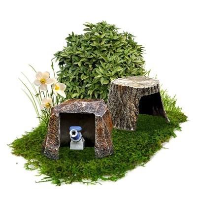Крышки для садовых розеток