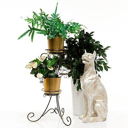 Подставки на 4 цветка