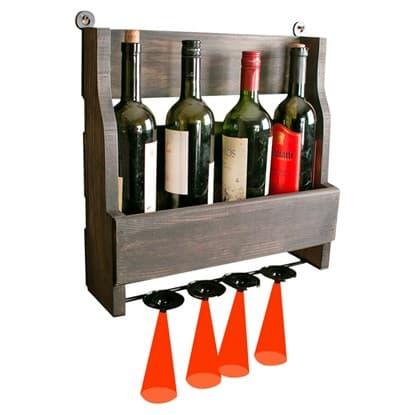 Деревянные ящики для бутылок