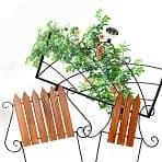 "<h4 class=""title_news_article"">Заборчики для декора садовых клумб</h4>"
