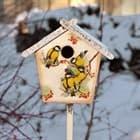 Весенние новинки на ХитСад! Домики для птиц!
