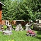 Коллекции садового декора! Как оформить дачу в одном стиле