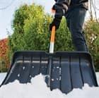 Лопаты для уборки снега - подумайте об этом заранее