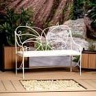 Выбираем комплекты садовой мебели