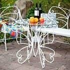 Кованая мебель для Вашего сада