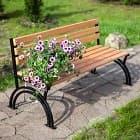 Новинки - скамейки для дачи