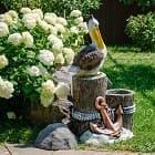 Выбираем фонтан для дачи!