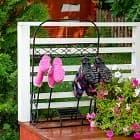 Декроттуары и сушилки для садовой обуви!