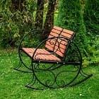 Самый практичный материал для садовой мебели ?