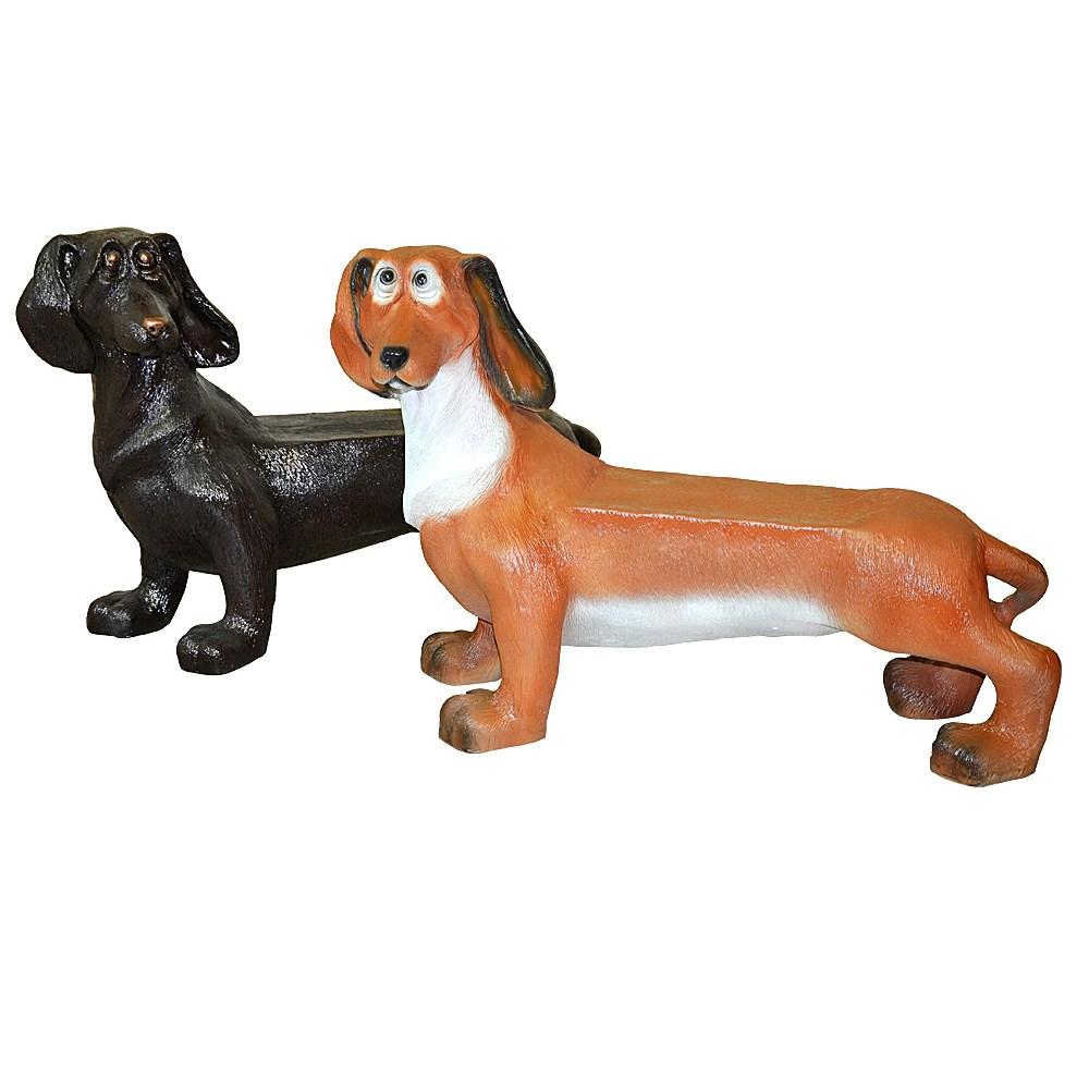 Фигура Лавка собака