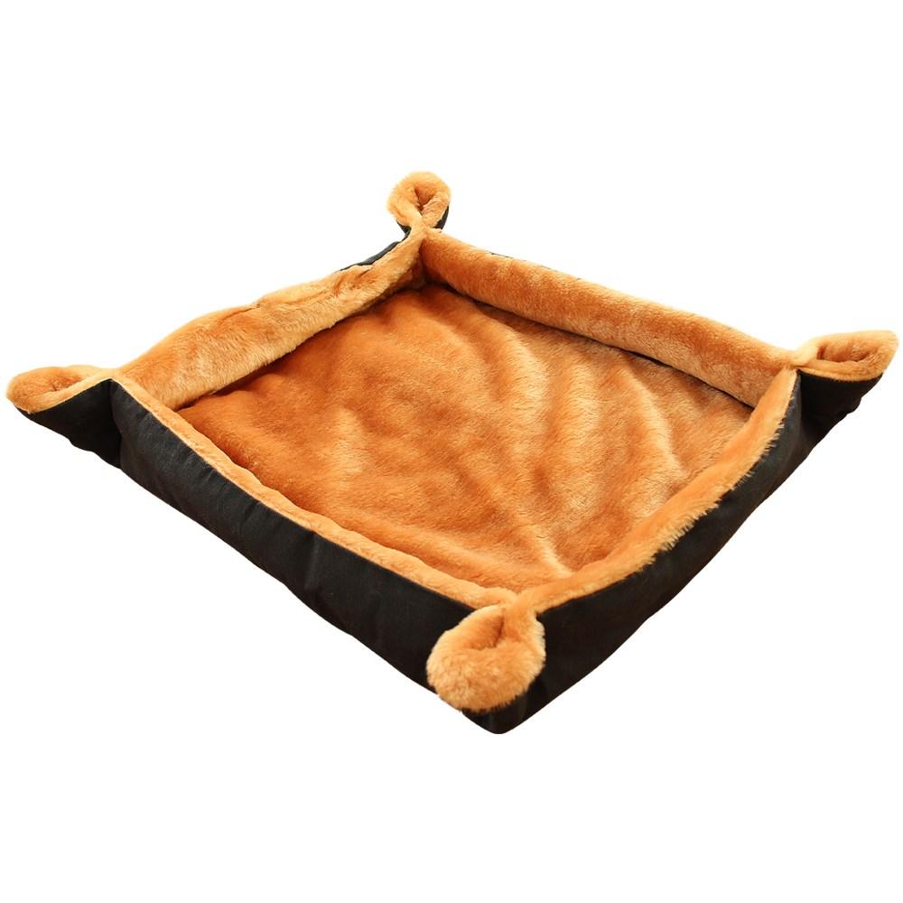 Мягкий лежак для кошки
