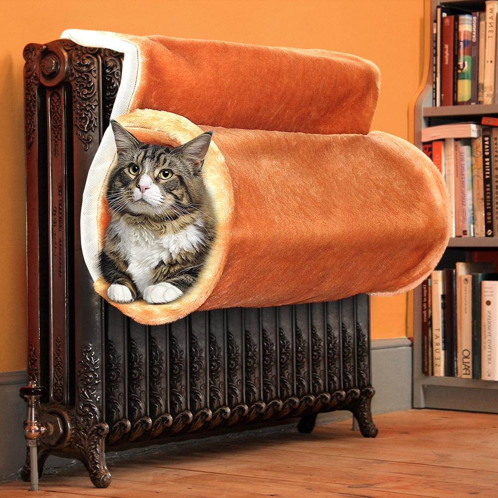 Подвесной домик для кошки - фото 13391