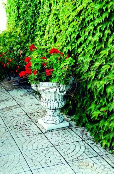 Большой вазон для цветов - фото 13731