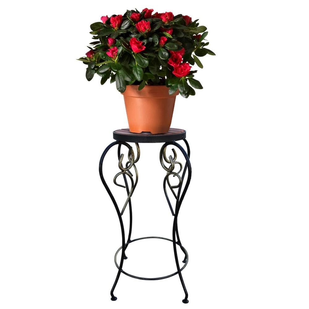 Для цветка напольная подставка - фото 13996