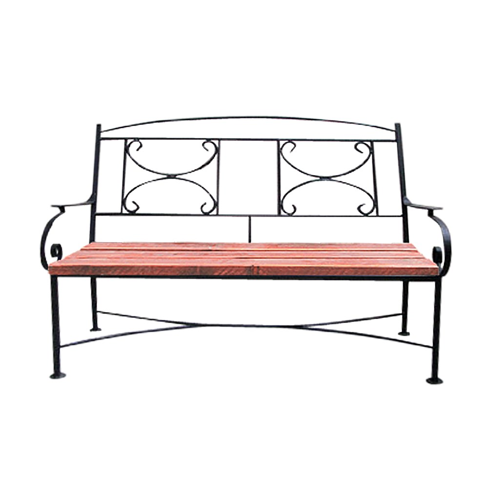 Кованый диван 303-14 - фото 14007