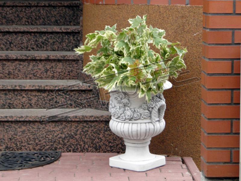 Декоративный вазон - фото 14318