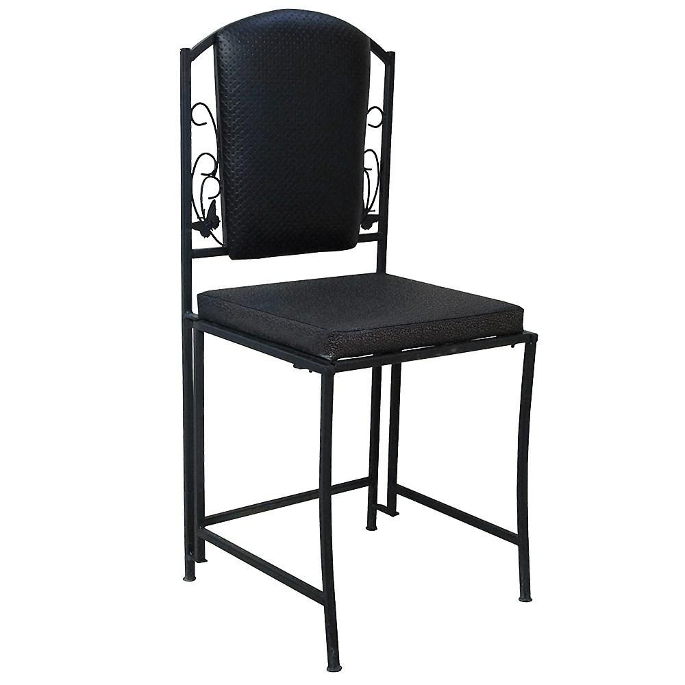Кованый стул для дома - фото 14419