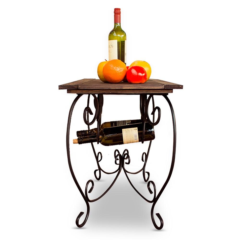 Винный столик - фото 17104
