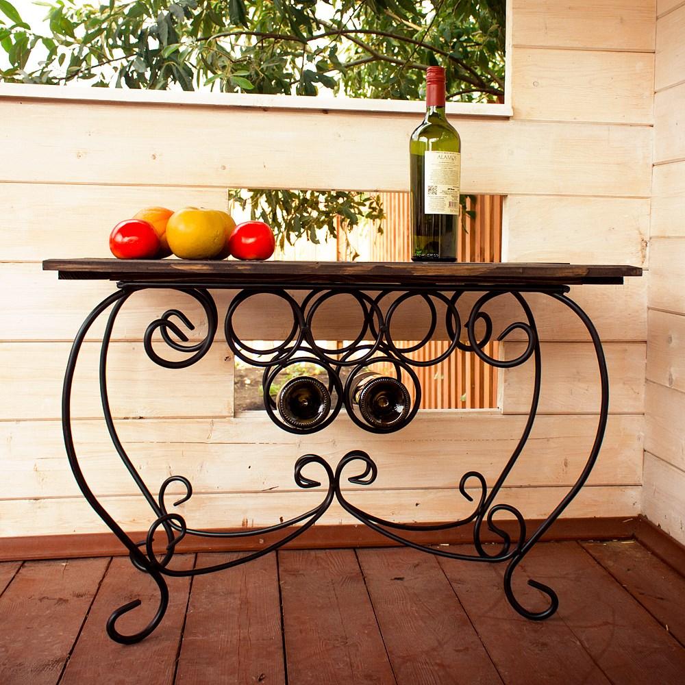 Винный столик - фото 17107