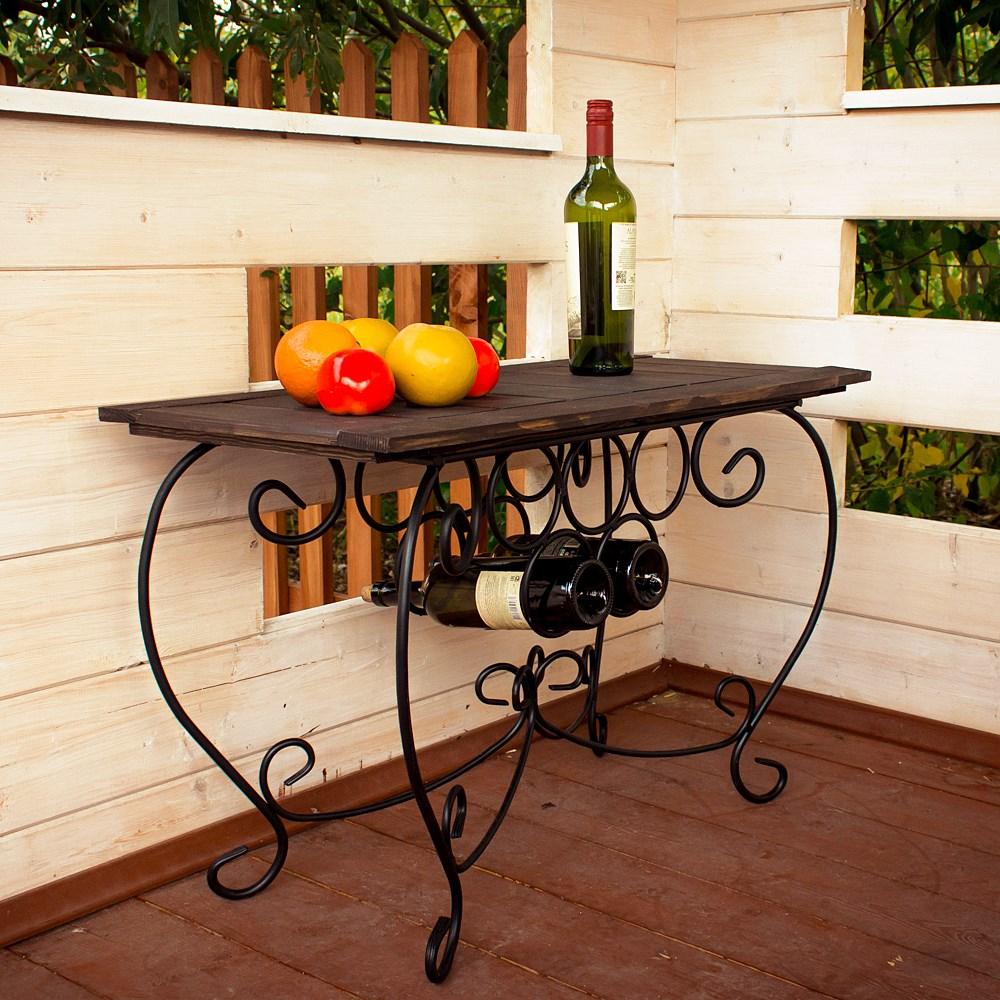 Винный столик - фото 17108