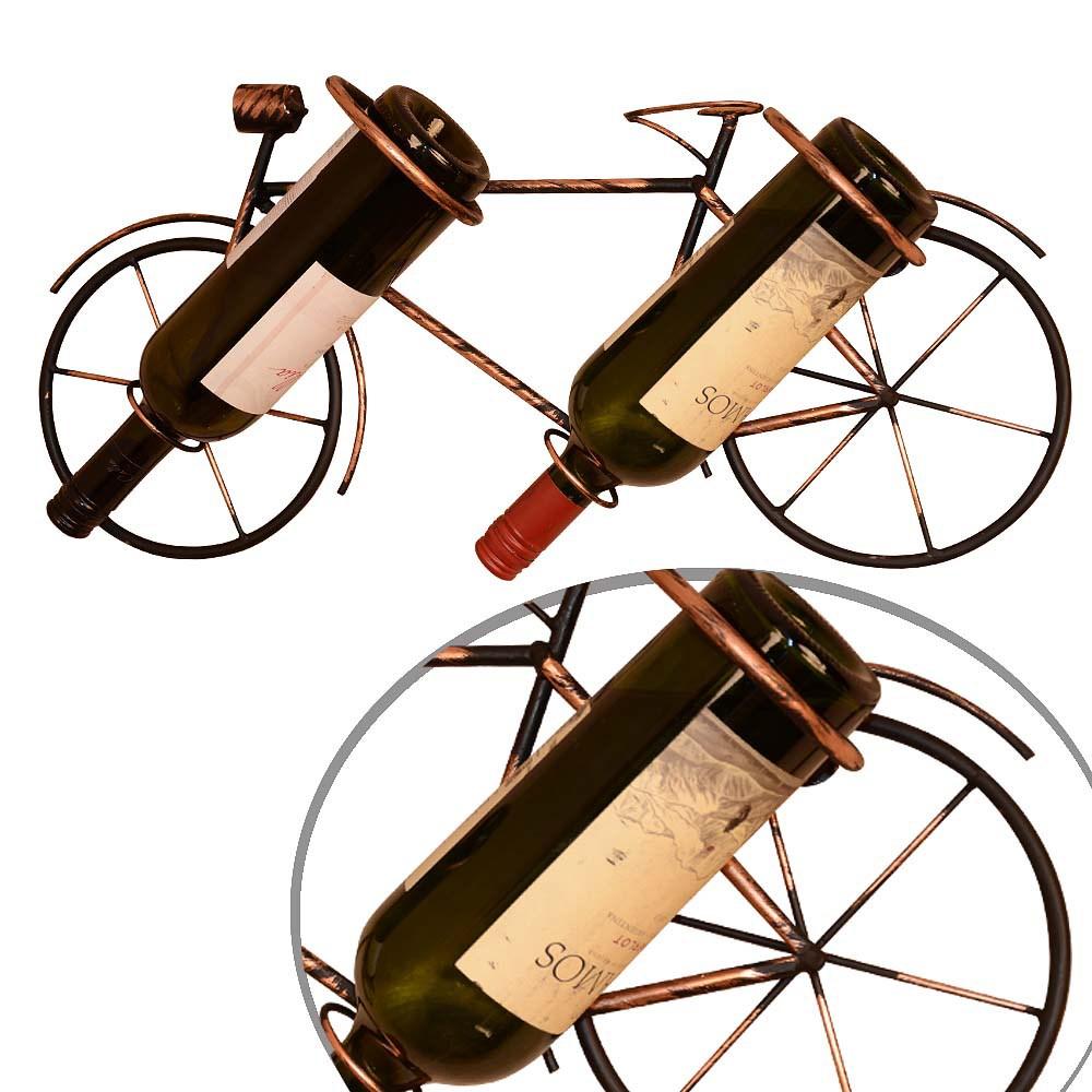 Подставка для вина Велосипед - фото 18110