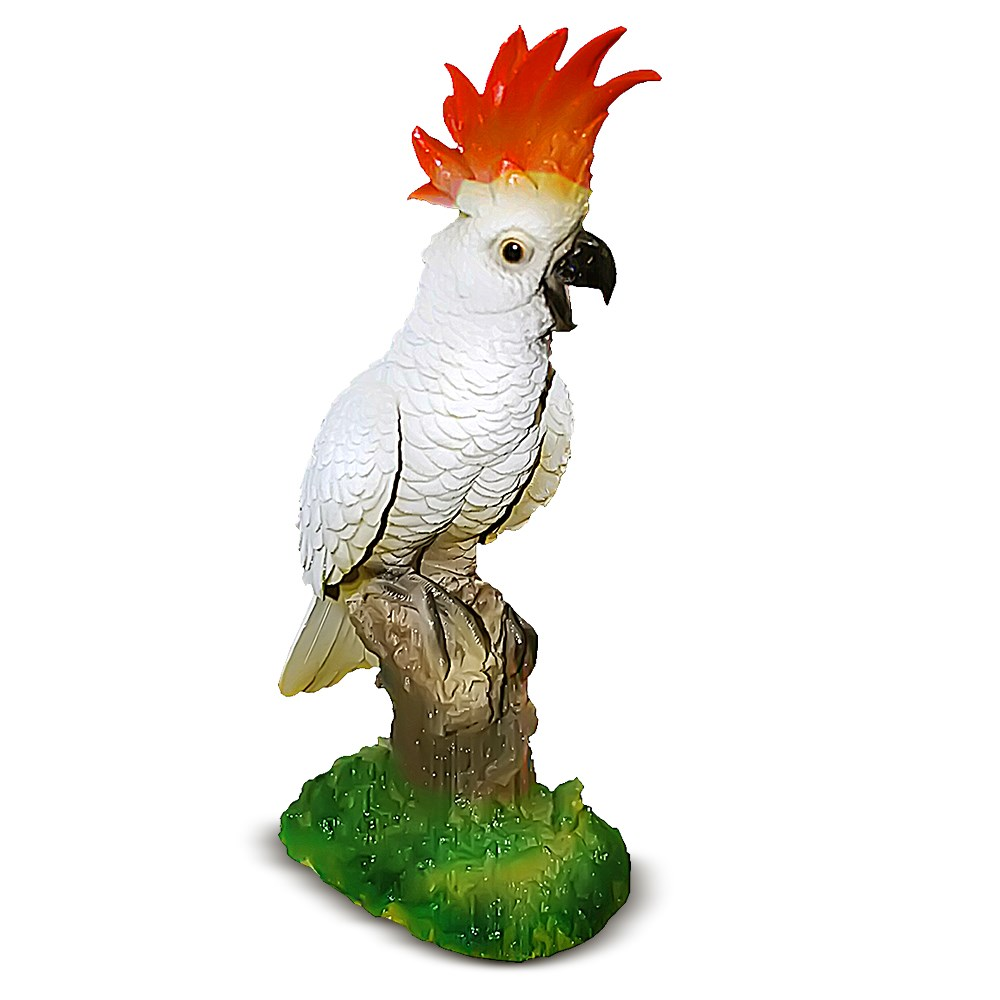 Фигура Попугай Какаду