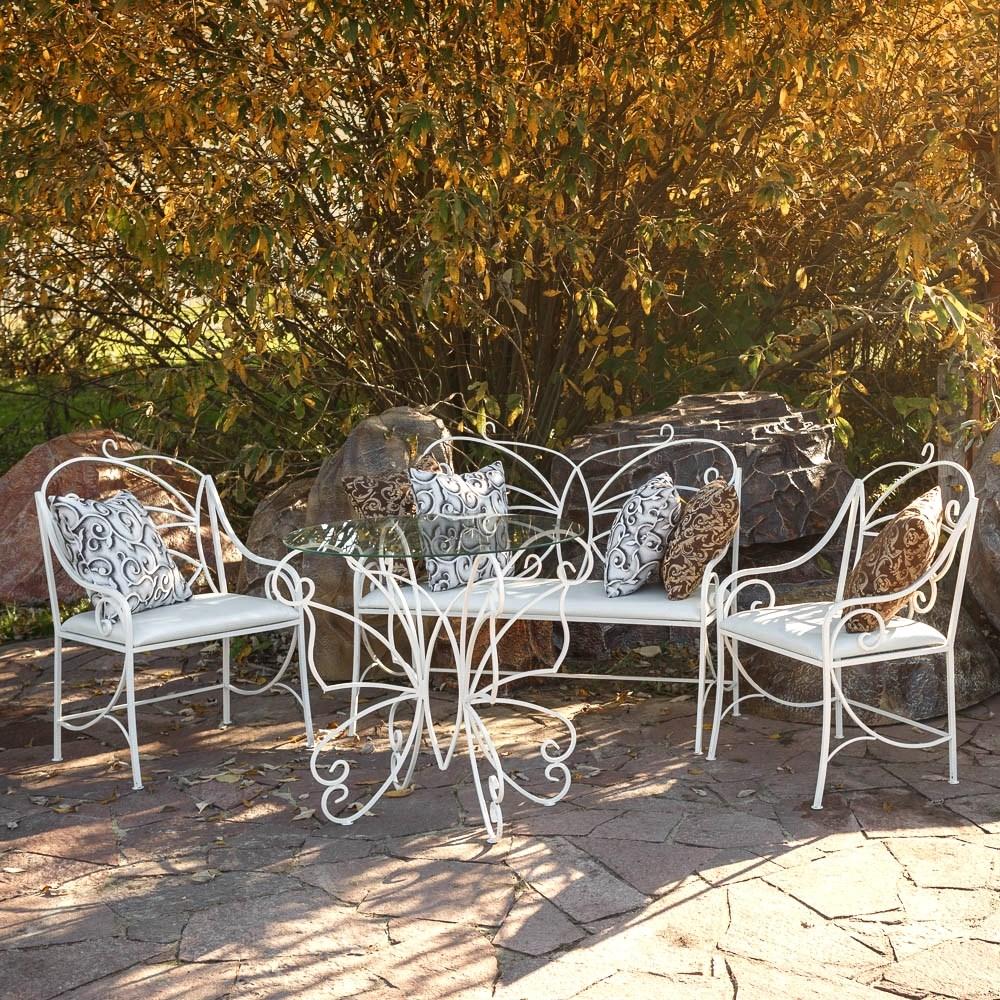 Комплект садовой мебели Бабочка
