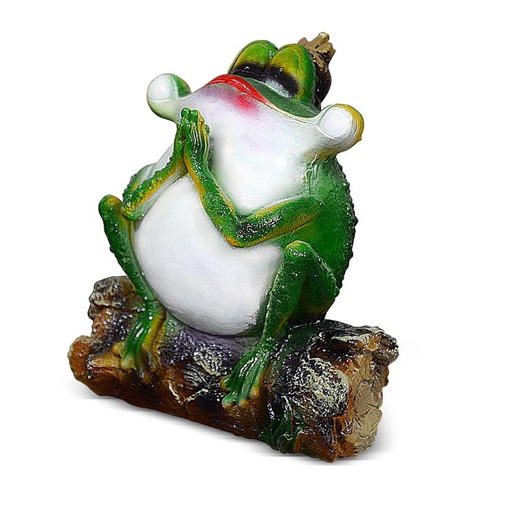 Садовая фигура Царевна Лягушка F07044