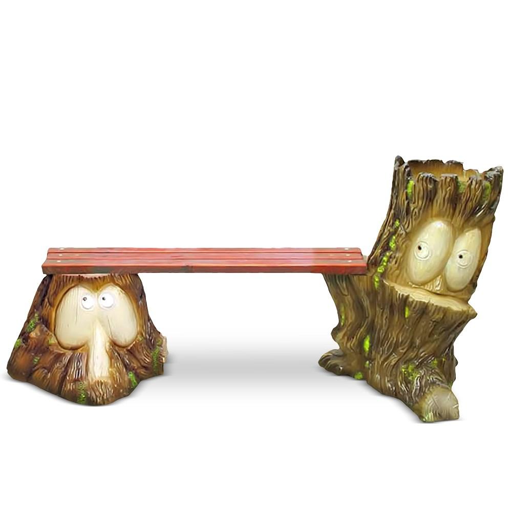 Сказочная скамейка