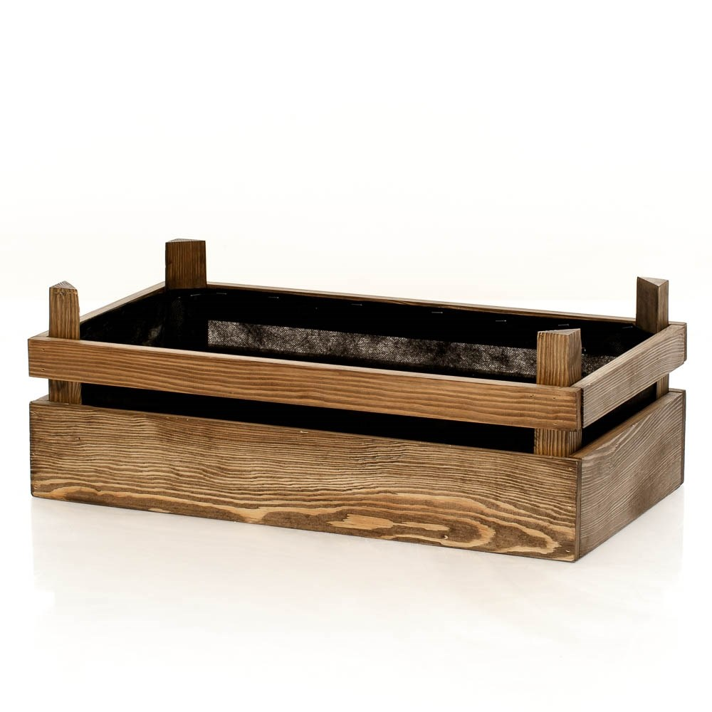 Деревянный ящик для хранения