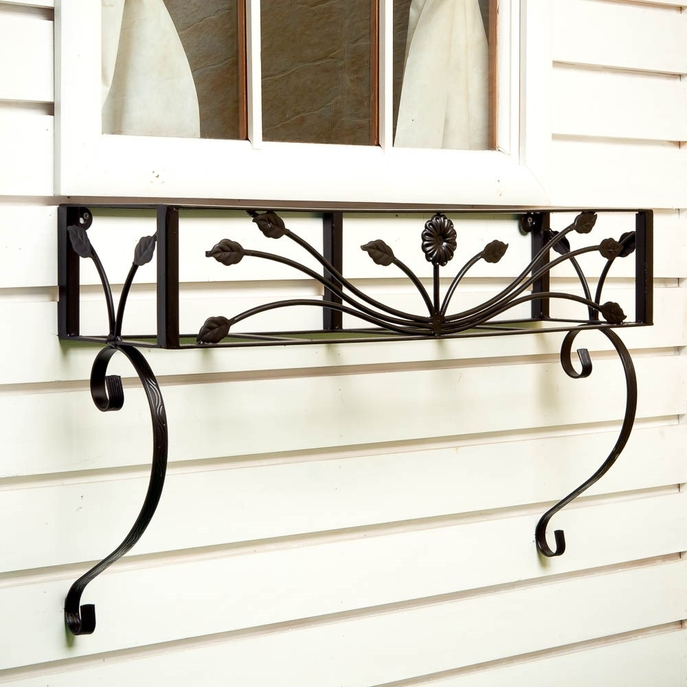 Кронштейн для цветов на балкон