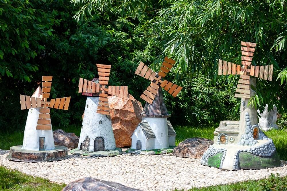 Мельницы для сада