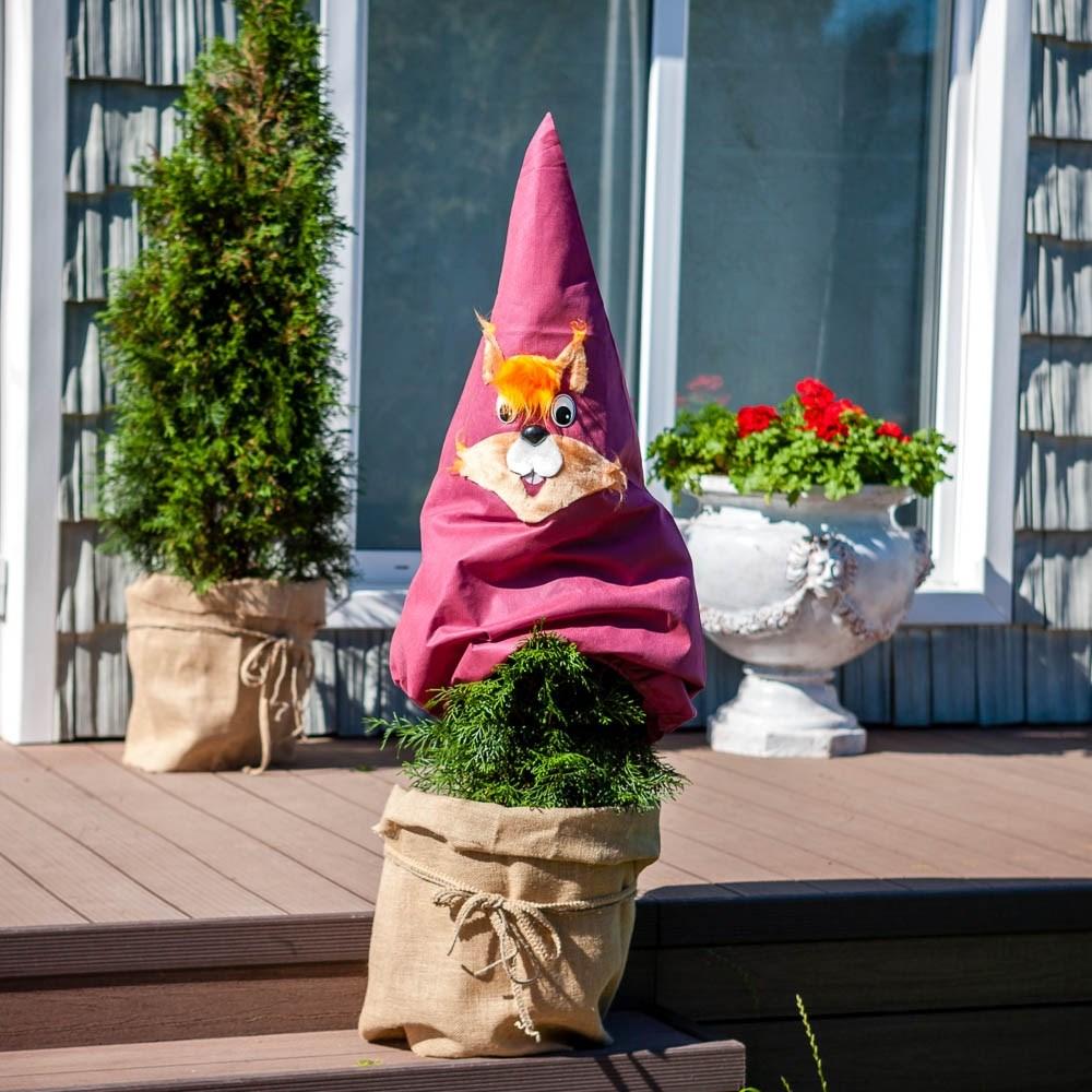 Декоративный колпак для растений