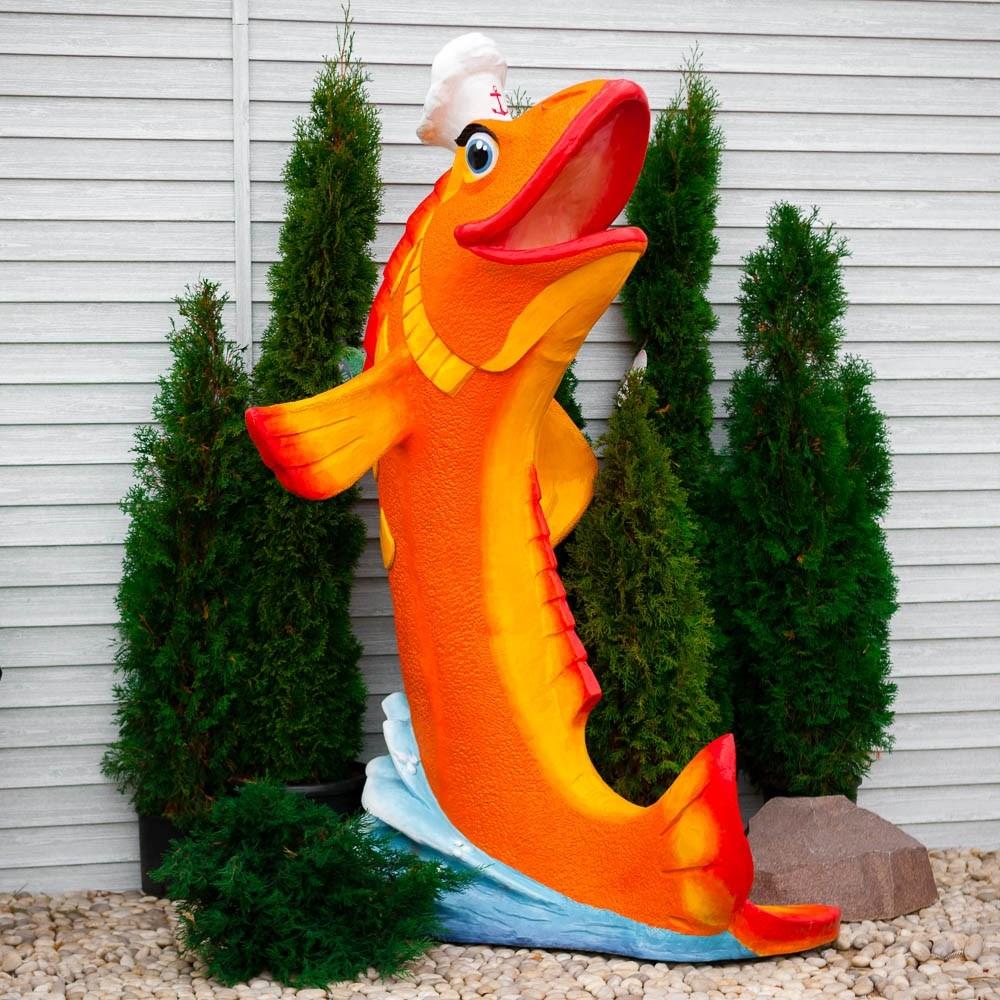 Фигура рыба