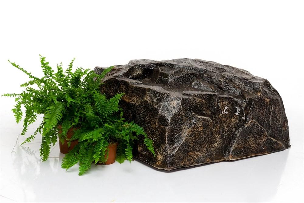 Декоративная крышка камень