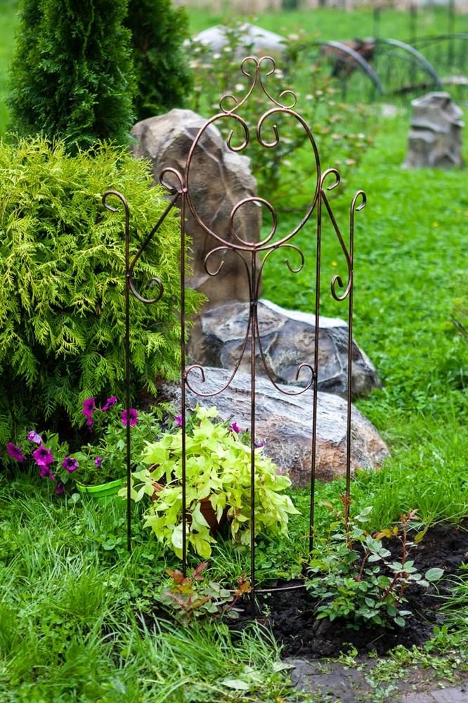 Садовая шпалера для винограда