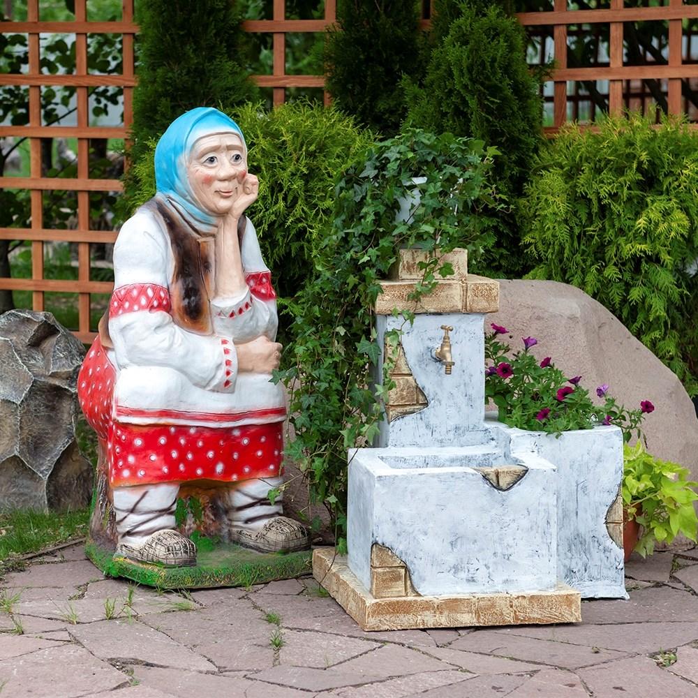 Умывальники для сада