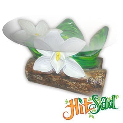 Стол стеклянный Цветок