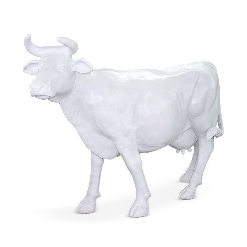 Садовая фигура Корова большая - фото 51007