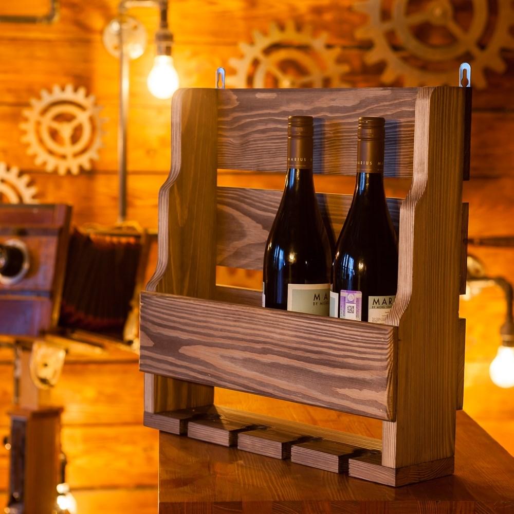Подставка для бутылок