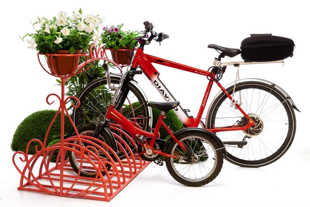 Стоянка для велосипедов - фото 56039