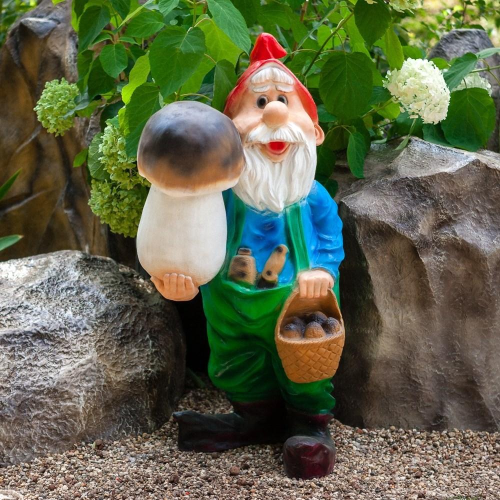 Фигура садовая Гном
