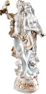 Скульптура Адам и Ева