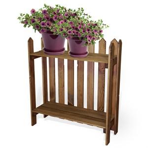 Подставка для цветов дерево