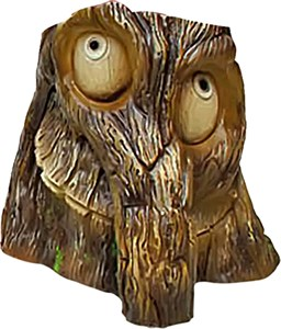 Парковая фигура Пенек с глазами