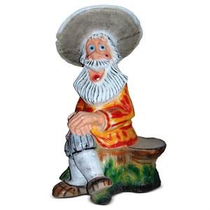 Садовая фигура Старичок Боровичок