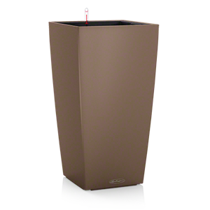 Кашпо пластиковое Лечуза
