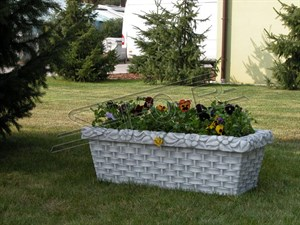 Кашпо для сада