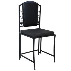 Кованый стул для дома